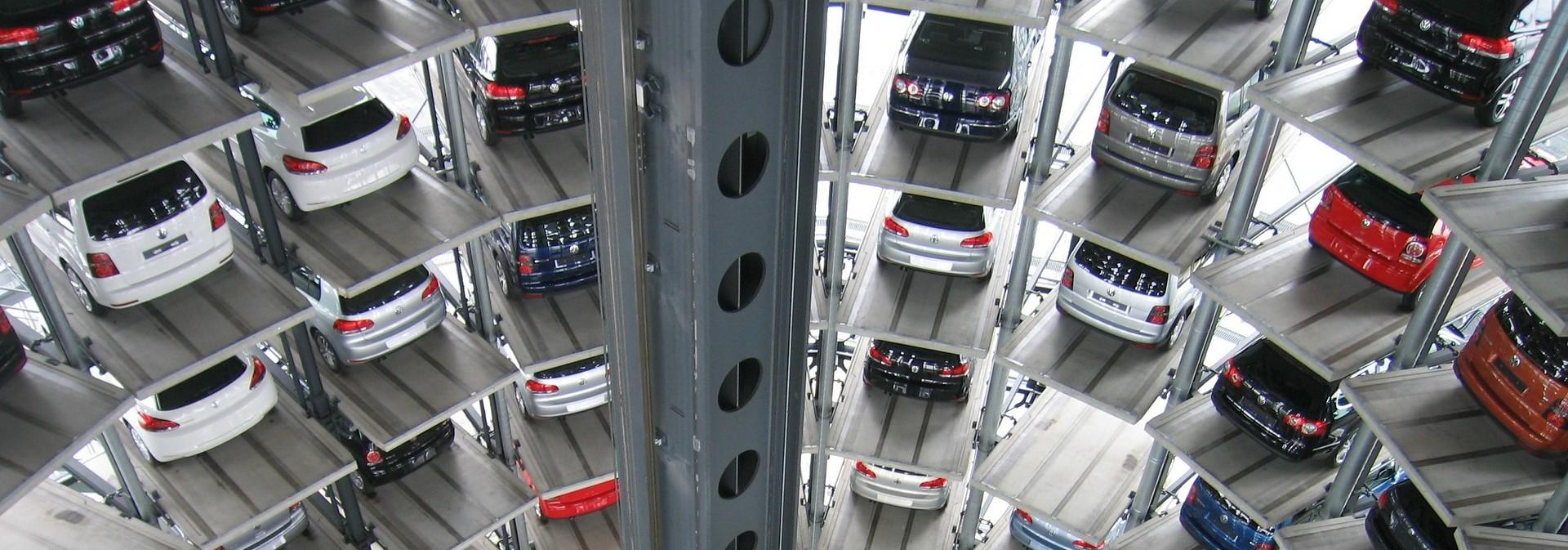 Multi-Storey Car Park - GWCars.org