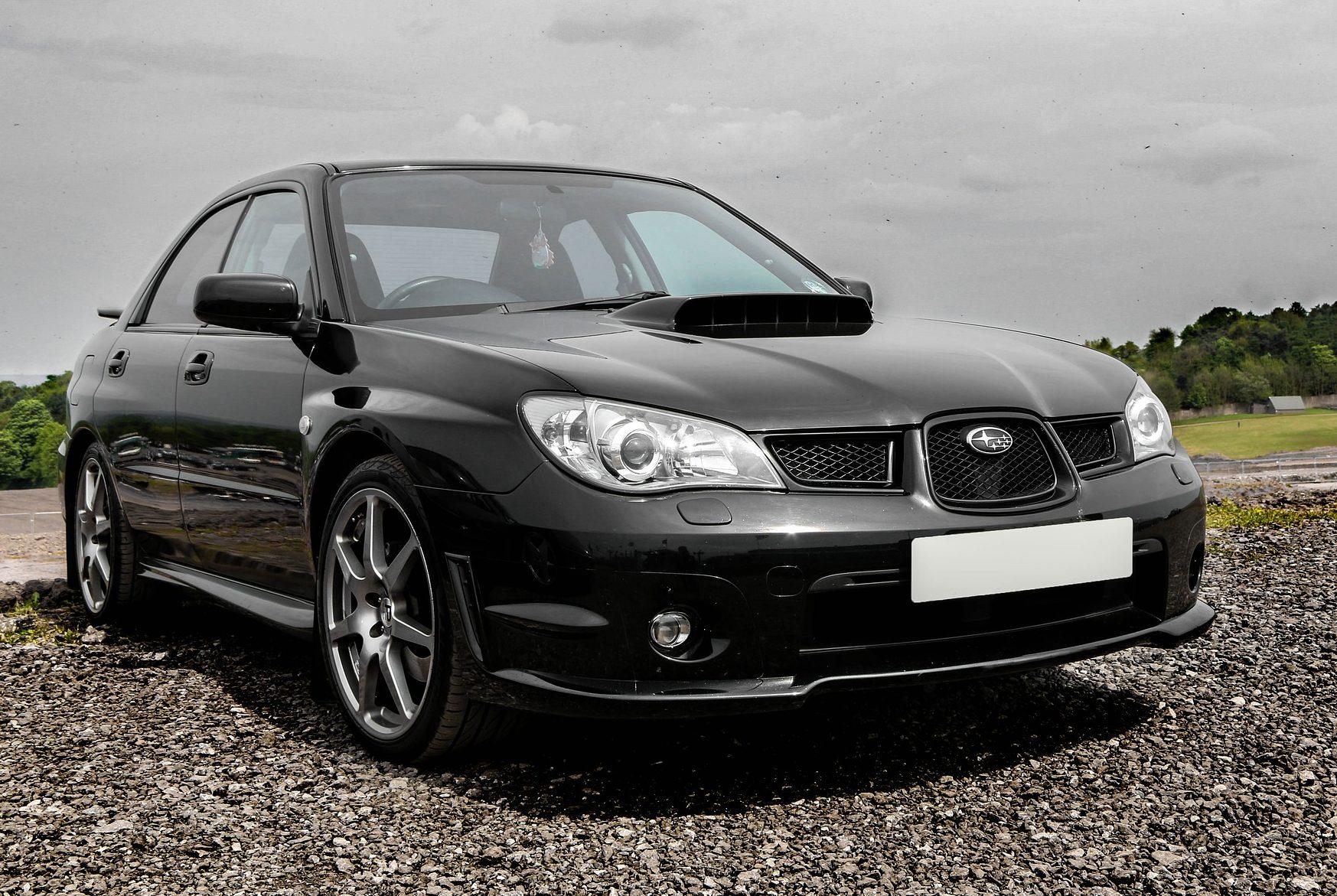 2012 Subaru Impreza - GWCars.org
