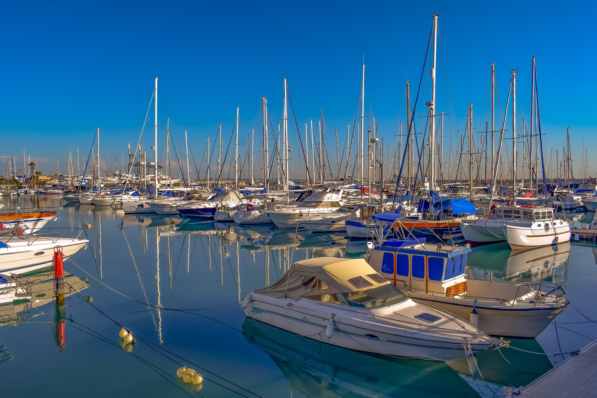 Marina Boats | GWcars.org
